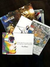 "Ian Brown - Ripples (NEW 12"" VINYL LP) with 3 FREE LTD EDT PRINTS Stone Roses"