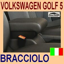 VOLKSWAGEN GOLF 5 -V - bracciolo portaoggetti promozione - facciamo tappeti auto
