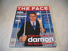 The Face magazine # 184 Vol 2 issue 84 Blur Stereolab D'Angelo