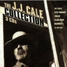 J.J. CALE - THE J.J.CALE COLLECTION; 3 CD  36 TRACKS ROCK 'N' ROLL BEST OF  NEW+