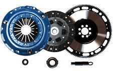 QSC Stage 2 Clutch Kit Flywheel 90-02 Accord  Prelude Acura CL F22 F23 H22