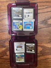 Nintendo 3DS Games Lot