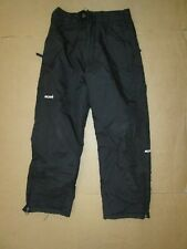 Girls SKIGEAR SKI GEAR insulated water resistant snow pants sz S Sm