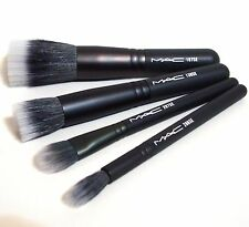 MAC KEEPSAKES DUO FIBRE MINERALIZE BRUSH SET 187SE 130SE 286SE 287SE HOLIDAY UB