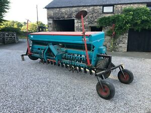 #B1306 Sulky GC 4m seed drill. Superb condition. With end tow & tramline kit.