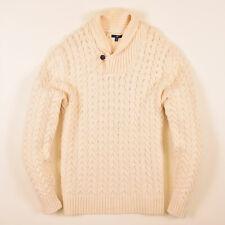 Suéter para hombre GAP tejer Gr.L beige, 67884