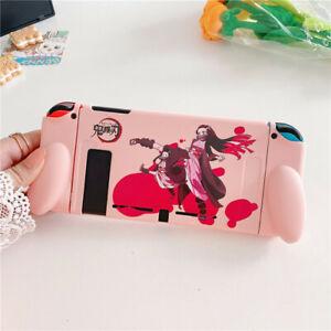 Anime Demon Slayer Kamado Nezuko Case Cover For Nintendo Switch Protective Shell