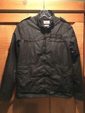 Men's Portobello Pepe Jeans London Jacket Black Size Medium
