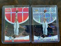 2005-06 Finest Refractors Red #8 Desmond Mason/169 + Xfractor Lot x2