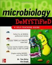Demystified: Microbiology Demystified by Tom Betsy and James Keogh (2005,...