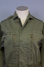 Madewell's Rivet & Thread Women's Cropped Military Jacket Army Green Retail $248