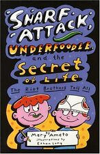 Snarf Attack, Underfoodle, and the Secret of Life: The Riot Brothers Tell All by