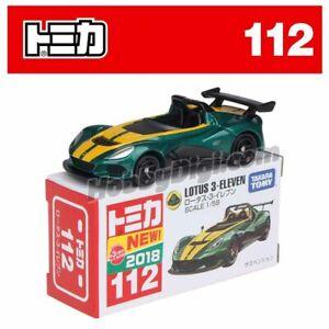 Tomica No 112 - Lotus 3-Eleven