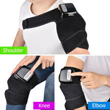 Knee Shoulder&Elbow, Wireless Electric Heated& Vibration Massage for Pain Relief