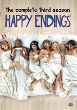 HAPPY ENDINGS COMPLETE SEASON 3 New Sealed 3 DVD Set Third