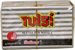 Tulsi Pan Masala Supari/MEETHA PAN MASALA 24pack *** uk seller ****