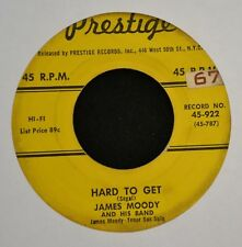 James Moody and His Band Prestige 922 Little Ricky and Hard To Get