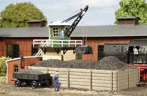 Auhagen 11334 Gauge H0 Coaling Station # New Original Packaging ##