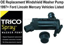 Windshield / Wiper Washer Fluid Pump - Trico Spray 11-522