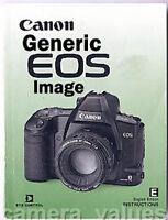 Canon Digital Ixus V Camera Manual, More Instruction Guide Books Listed