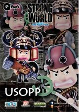 Q Power 002 One Piece Strong World USOPP PAINTED PVC Figure