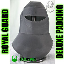Royal Guard helmet DELUXE PADDING  STAR WARS prop