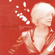 CD 12T FRANCOISE HARDY PARENTHESES BASHUNG/BIOLAY/MAURANE/DUTRONC/DELON/ARTHUR H