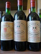 Chateau Pavie Macquin 1970 Grand Cru (3 Bottle)