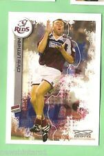 2003  RUGBY UNION CARD #64  CHRIS LATHAM,  QUEENSLAND REDS