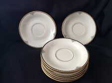Berkeley Square China, Saucers, Exc, Total of nine (9)