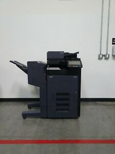 KYOCERA TASK alfa 6002i copier printer scanner Only 54K copies 60 ppm