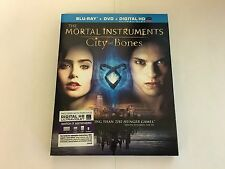 The Mortal Instruments City Of Bones w/Slipcover Blu-ray