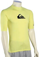 QUIKSILVER Men's ALL TIME S/S Rashguard - GEN0 - Size XXLarge - NWT