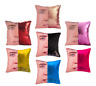 Funny NICHOLAS CAGE Reversible Cushion Covers! Sequined Retro Meme 40cm Gift UK
