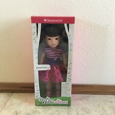 American Girl Wellie Wishers Emerson Doll 14.5 Wellie Wisher NEW IN BOX