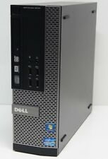 Dell Optiplex Computer PC 9010 SFF i5-3570 Quad 3.4GHz 8Gb (NEW 240GB SSD)