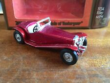 Matchbox Models Of Yesteryear Y-3 1934 Riley MPH - Later Box