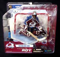 Patrick Roy Variant NHL Hockey Series 6 McFarlane Sports Colorado Avalanche #33