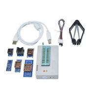 1.8V TL866II Plus Programmer Adapter USB EPROM BIOS 6 Adapters Socket Extractor