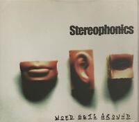 STEREOPHONICS : WORD GETS AROUND - [ CD MAXI PROMO ]