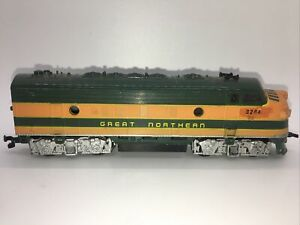 Life Like HO Train Great Northern Powered EMD F9A Diesel Locomotive Tested Works