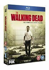 The Walking Dead: The Complete Sixth Season [Blu-ray]