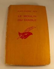 Le Masque Jean-André Rey Le Moulin du diable librairie des Champs élysées