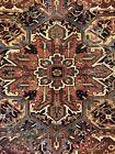 Terrific Tribal - 1920s Antique Oriental Rug - Nomadic Carpet - 9.8 x 13 ft