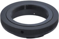 T-Mount to Canon EOS Mount Adapter for 500mm Preset Telephoto Lens