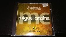 La musica que te ha transformado - Miguel Cassina - CD