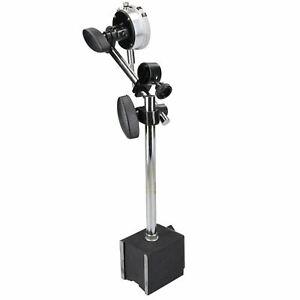 Imperial Dial test indicator DTI Gauge & Magnetic Base Stand Clock Gauge TDC
