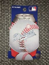 Los Angeles Dodgers Mlb Baseball Can Cooler Collapsible Insulated Bottle Holder