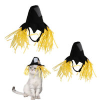 Pet Dog & Cat Hat for Halloween, Christmas and Theme Party Costume