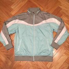 Jordan Jacket  Baby Blue And Grey Size XXL